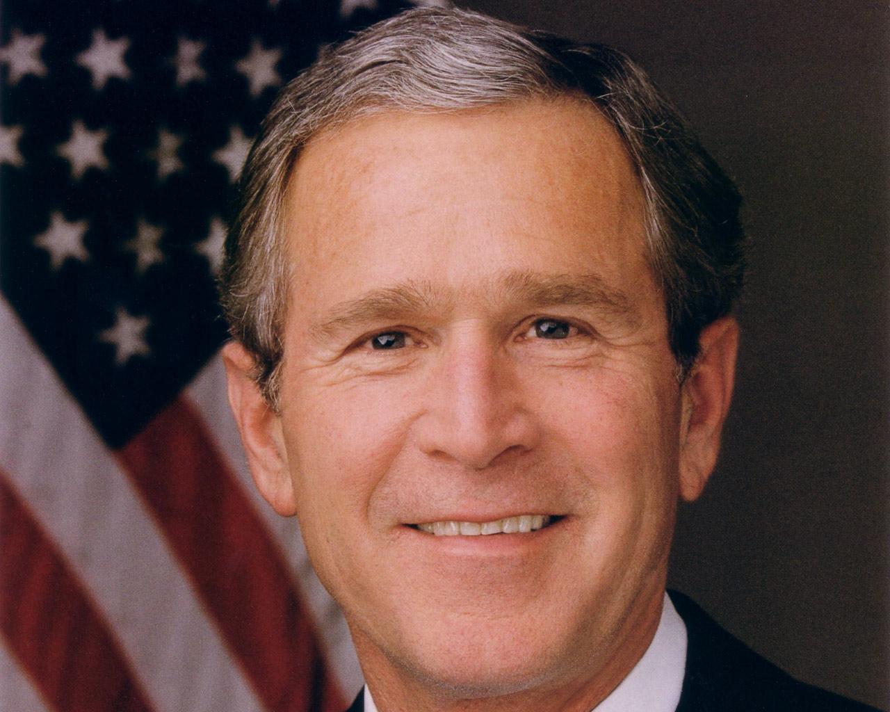 Feorge W. Bush