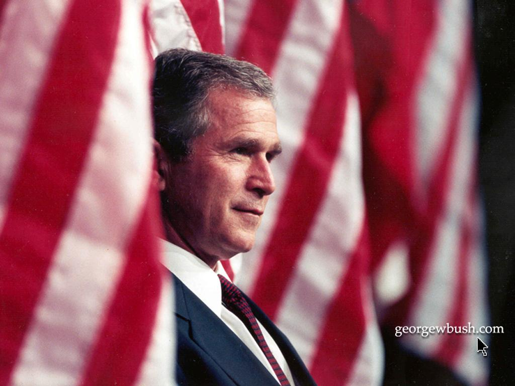 President George W. Bush. 1024x768. Click on the photo to start tagging. Done Tagging