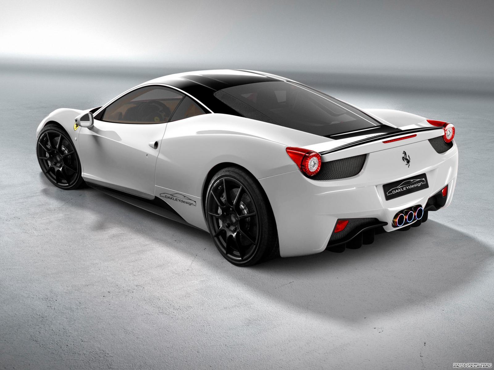 Ferrari 458 italia wallpaper 1600x1200 75873 ferrari 458 italia vanachro Image collections