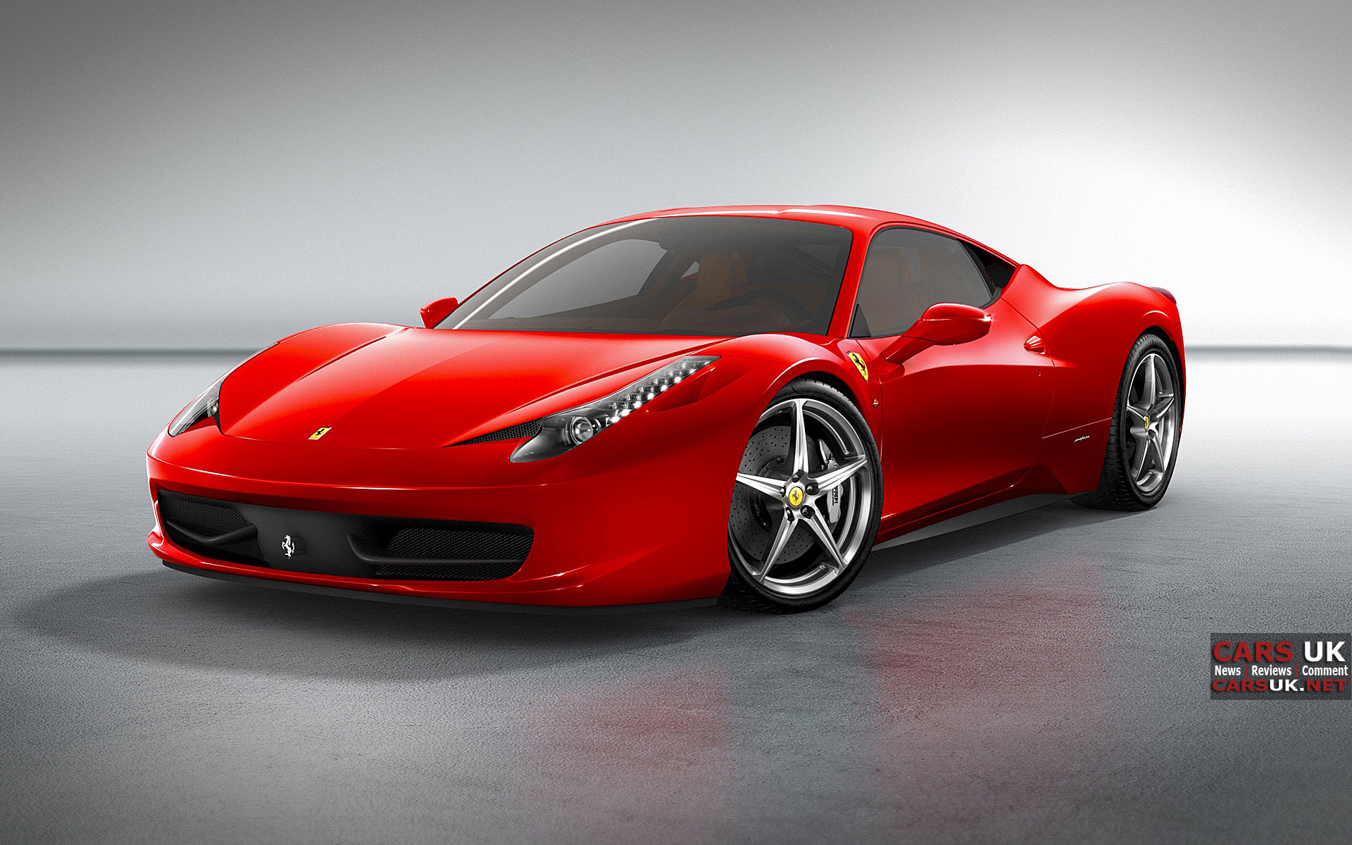 Ferrari 458 Italy Wallpaper Background