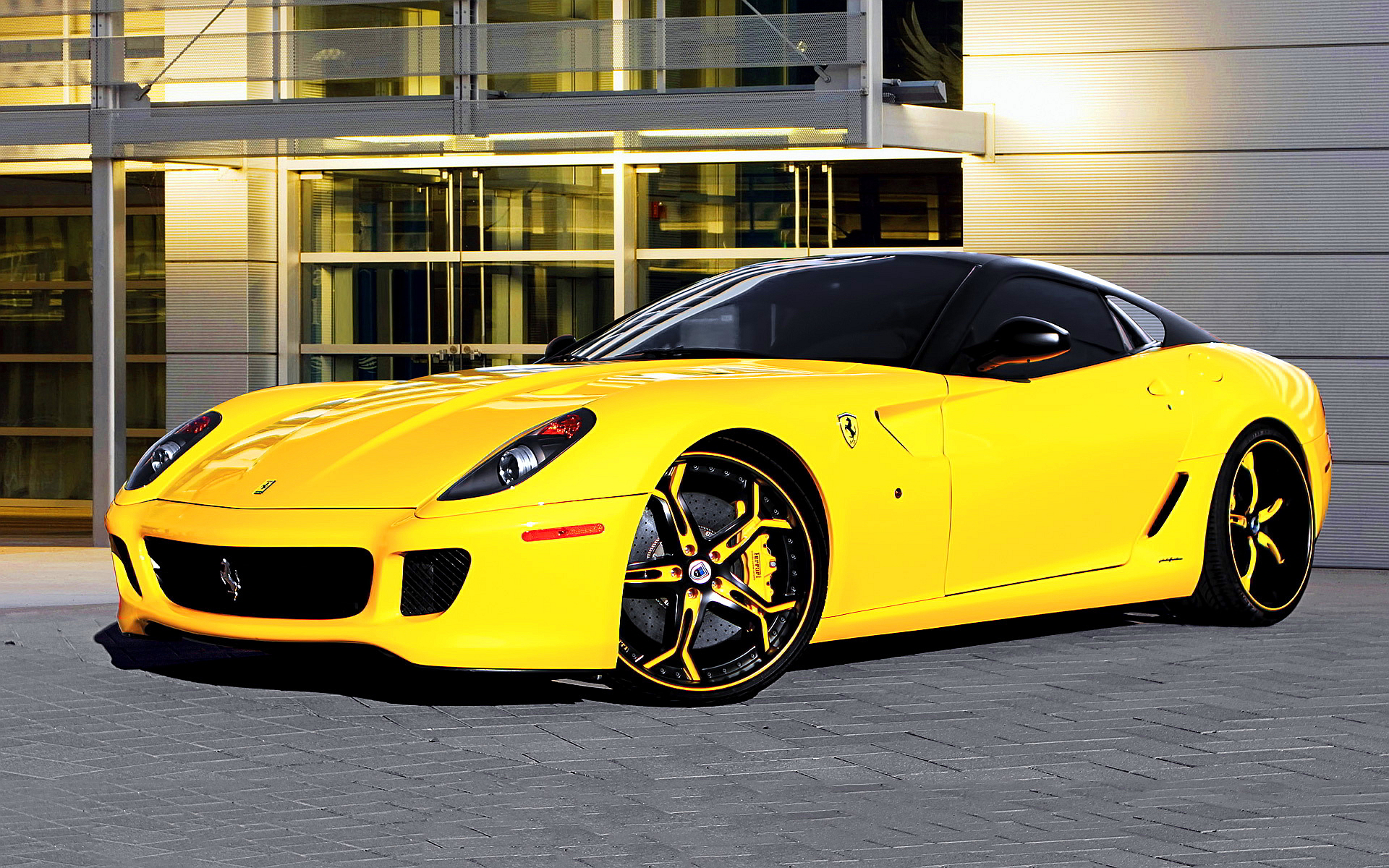 Ferrari 599 asanti wheels