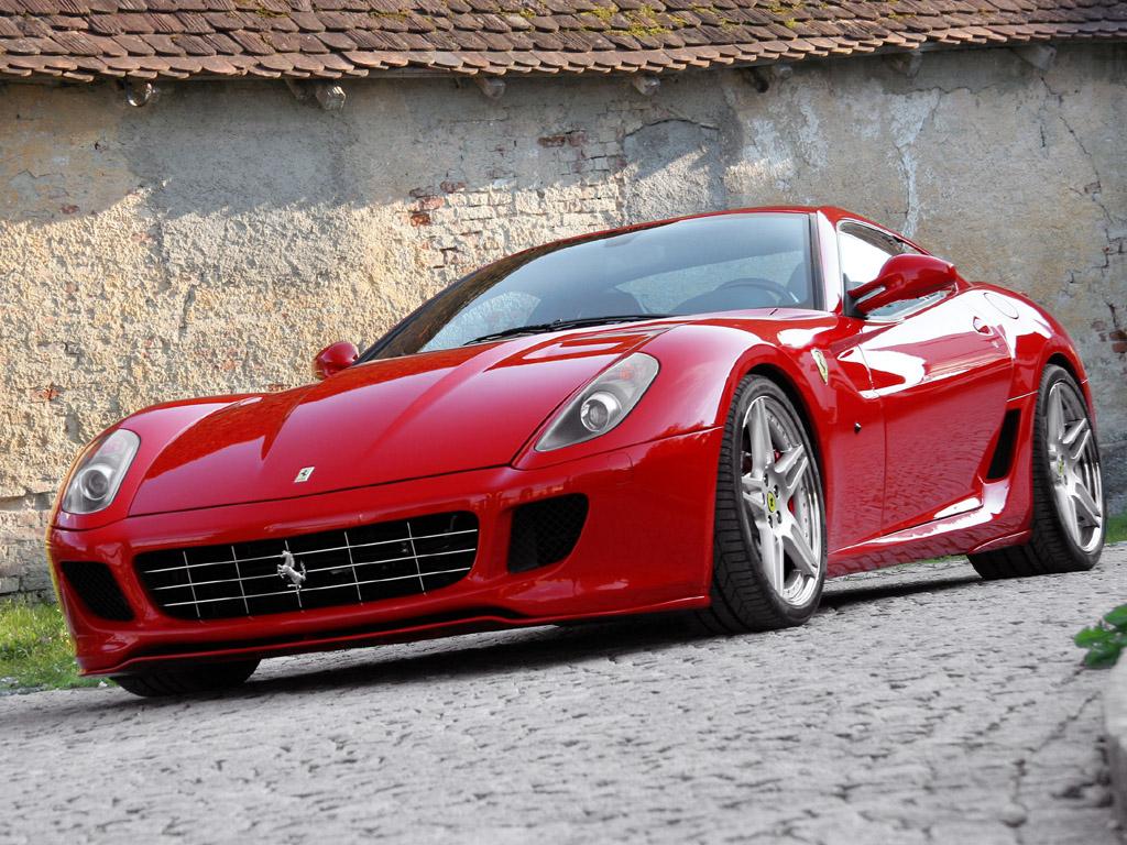Ferrari 599 GTB photo 07