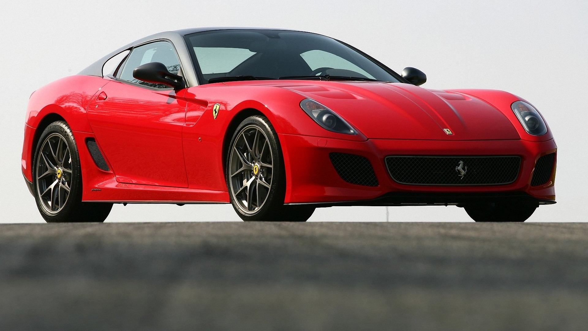 2015 Ferrari 599 GTO Wallpaper Full HD
