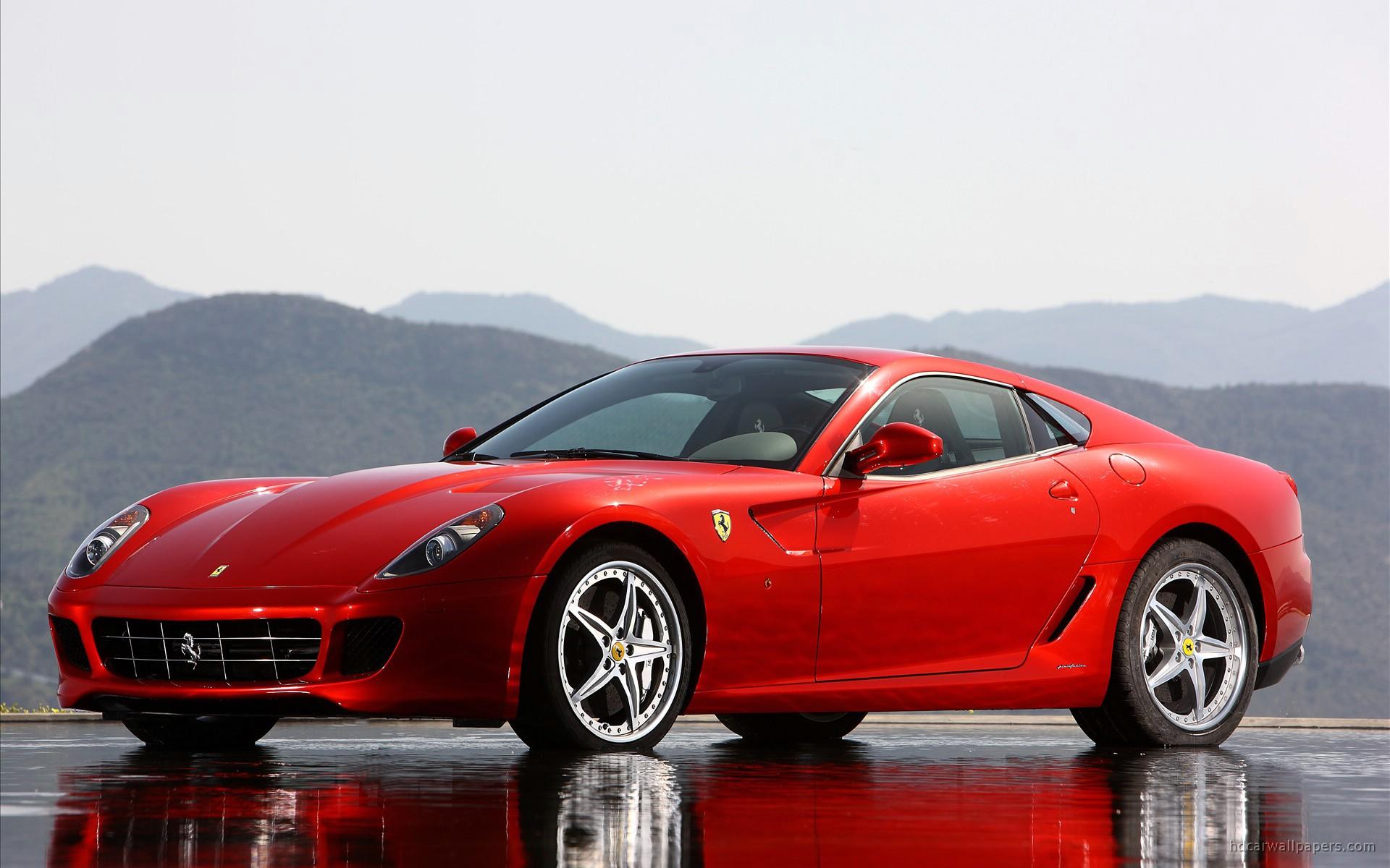 Ferrari 599 HD