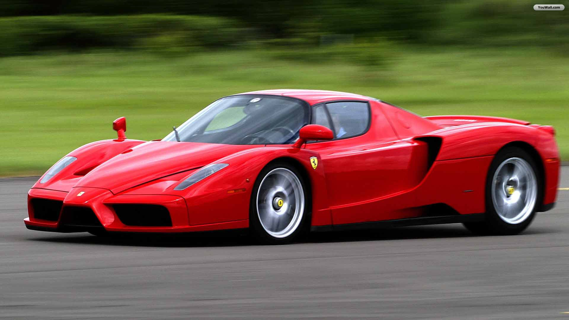 Ferrari Enzo was designed by Ken Okuyama. It was initially announced in Paris Motor Show at 2002. The company has sold this car very intelligently.