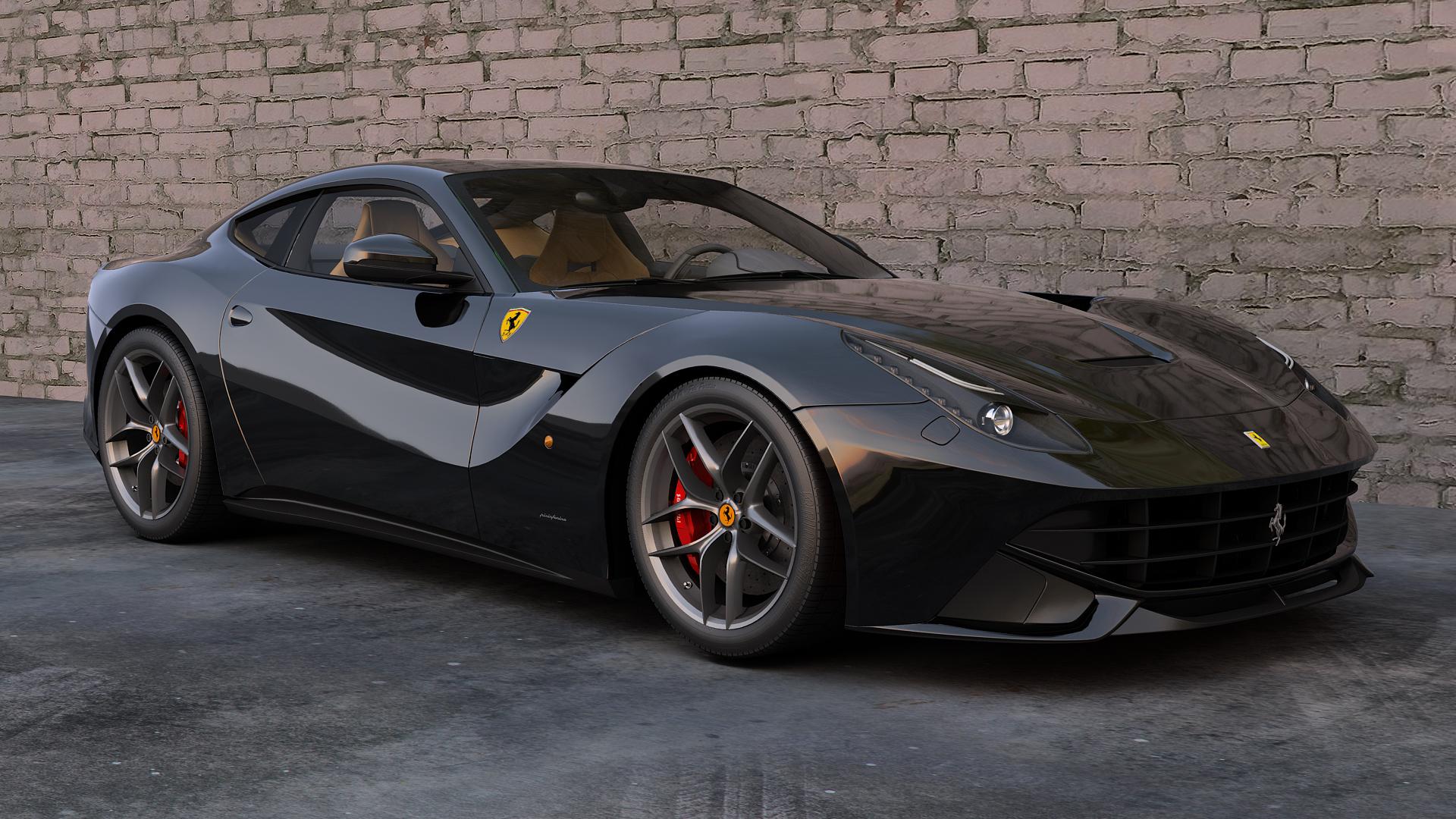 Ferrari F12 Berlinetta #5 Ferrari F12 Berlinetta #5