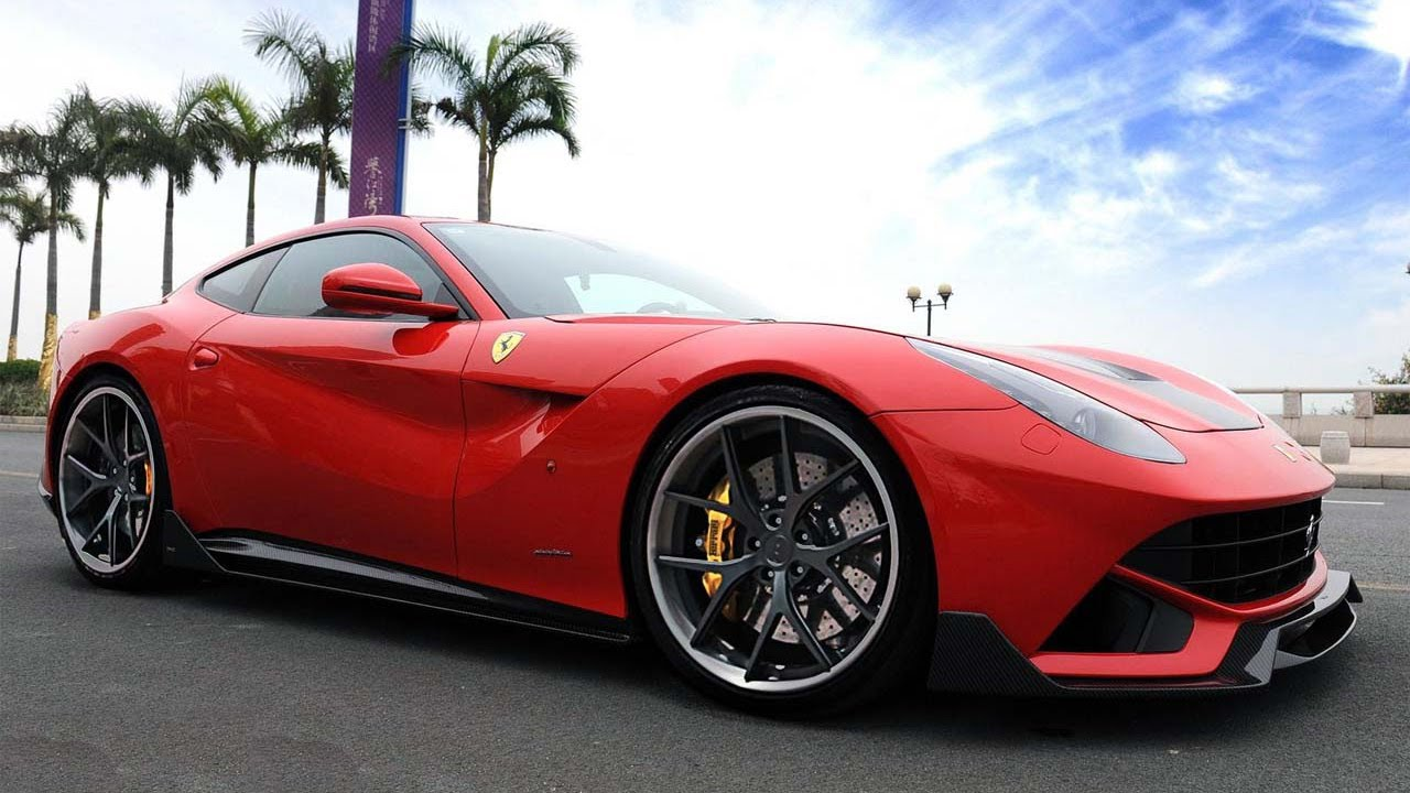 2013 DMC Tuning Ferrari F12 Berlinetta Spia 6.3 V12 764 cv