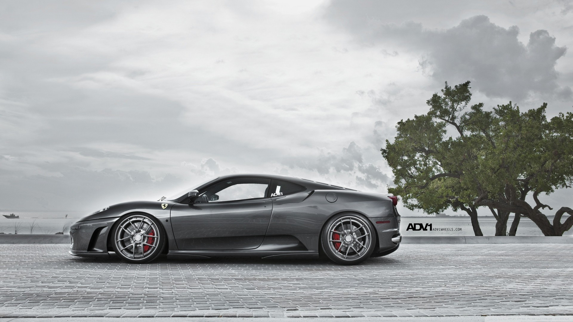 Ferrari F430 ADV1 Wheels