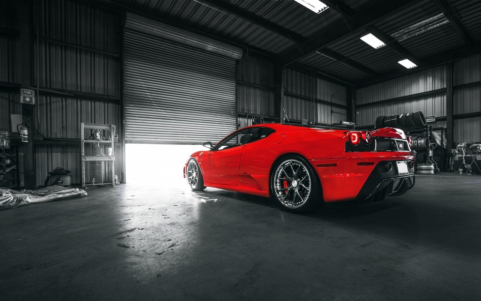 Ferrari F430 Scuderia Car Wheels Tuning Warehouse