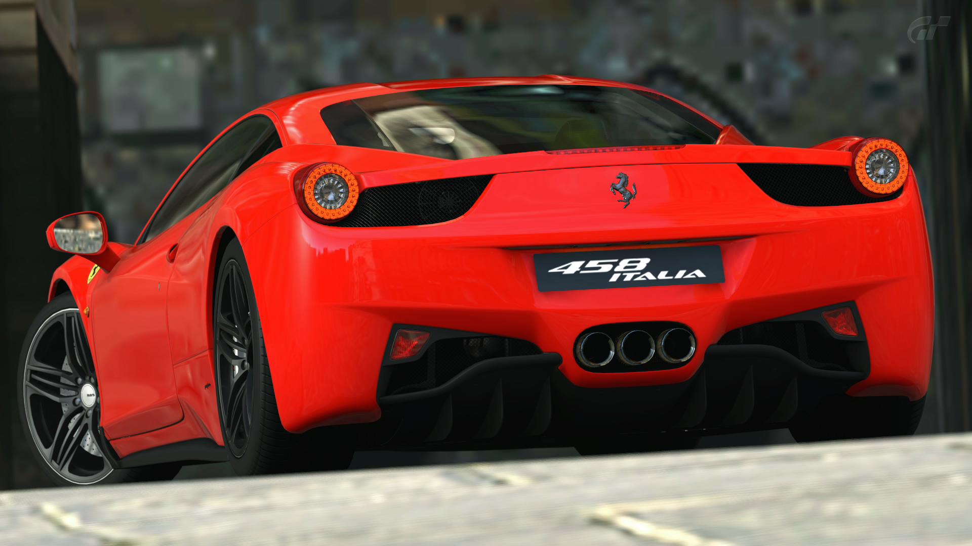 ... 2009 Ferrari 458 Italia (Gran Turismo 5) by Vertualissimo