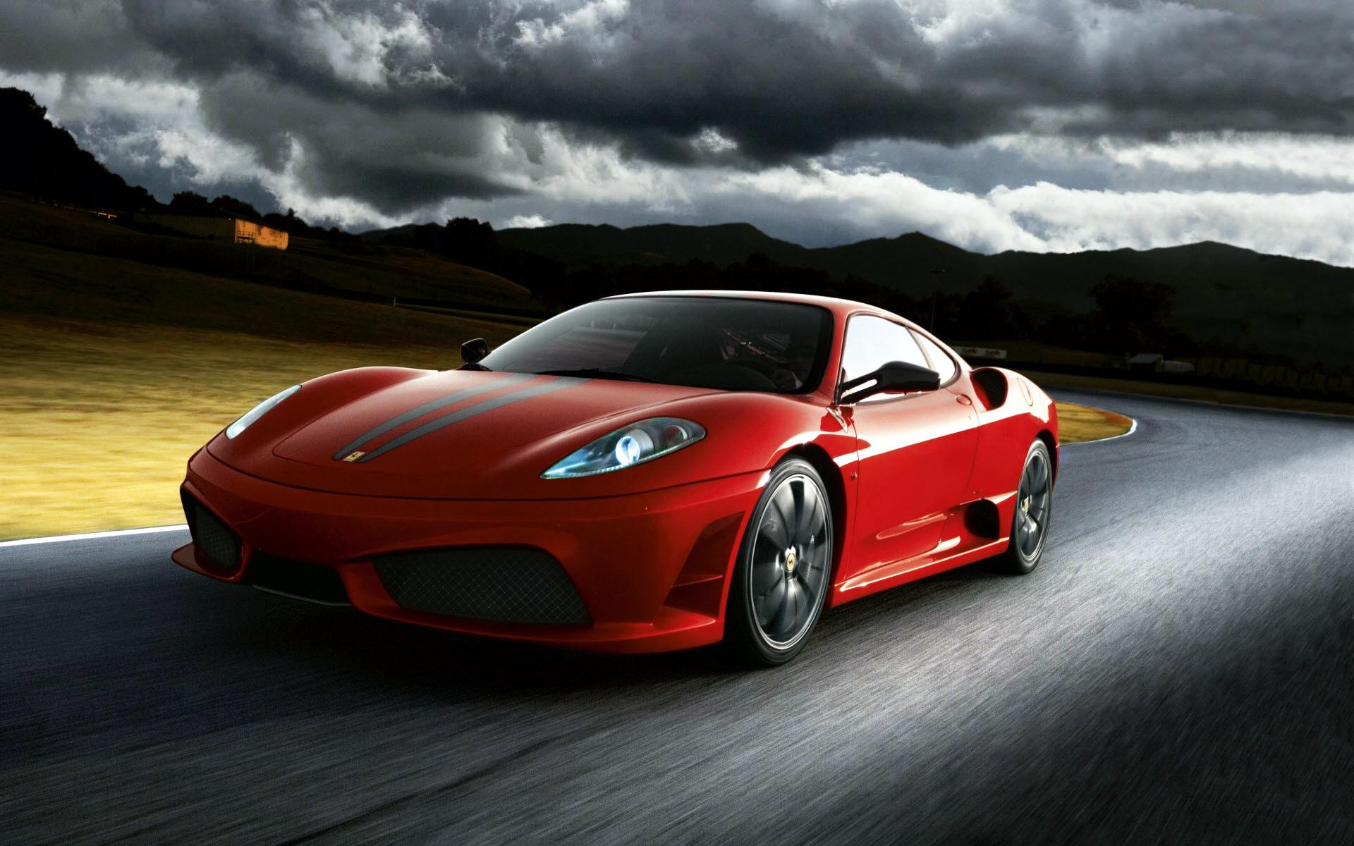 ... Ferrari Wallpapers ...