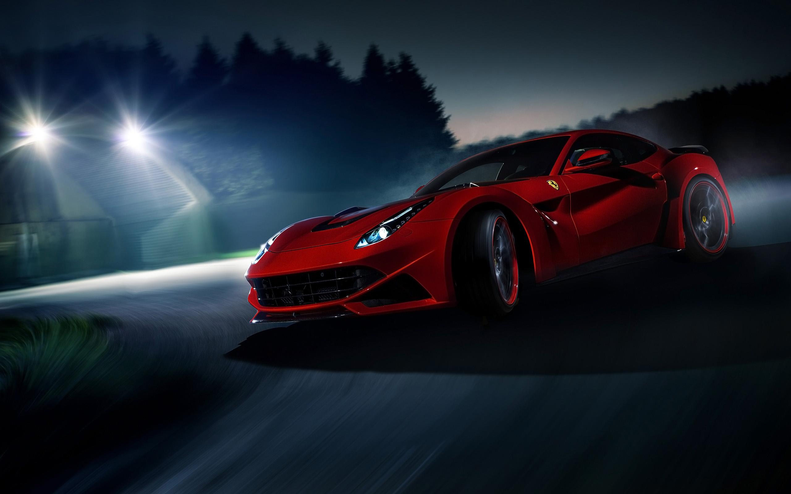2014 Novitec Rosso Ferrari F12 berlinetta N LARGO