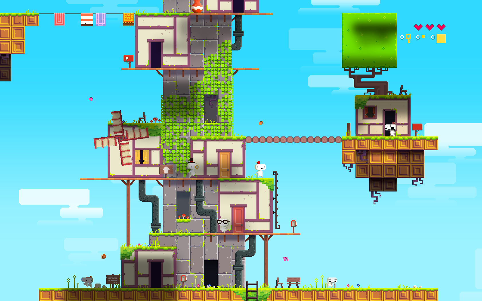 ... Fez launching on PS4, PS3, and Vita on March 25