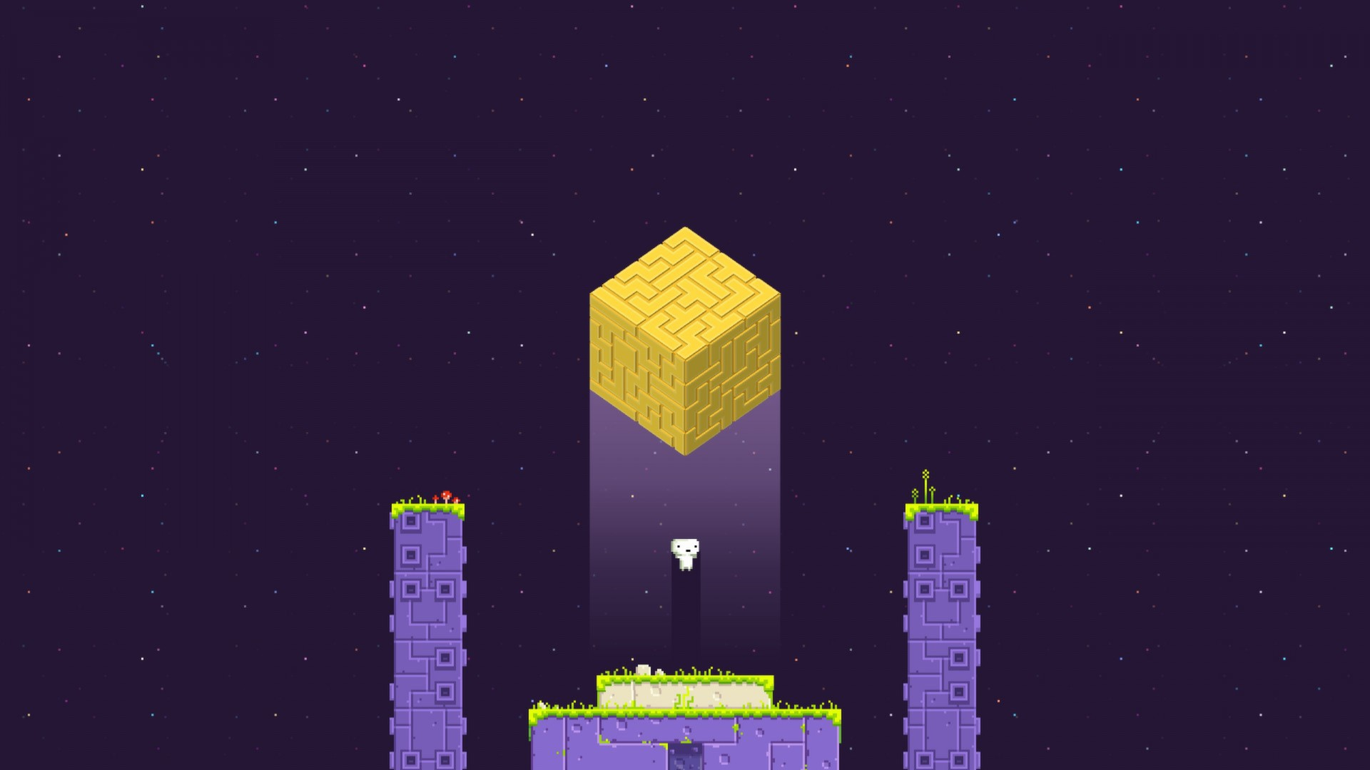 ... The Legend of Zelda and Super Mario Bros., it's difficult to deny Fez's uniqueness with its incredibly abstract core mechanics. Fez is an adventure game ...