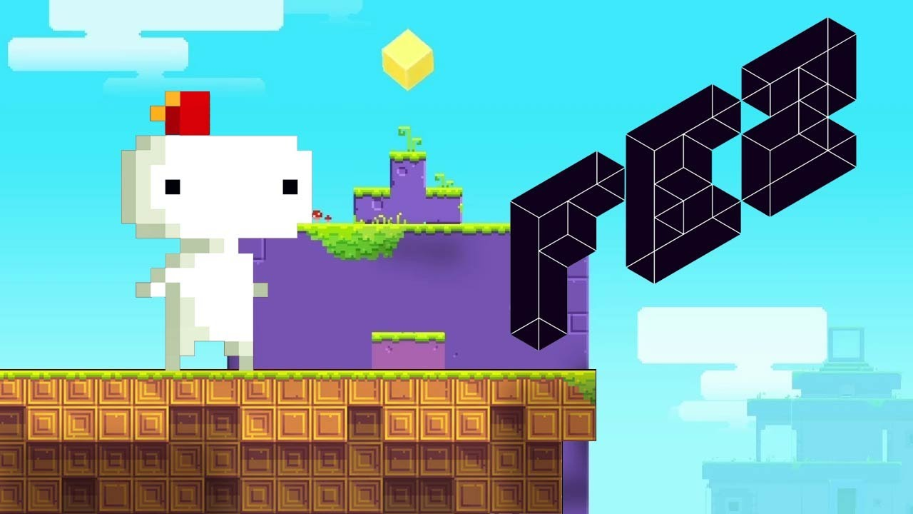 FEZ | Video Game Review