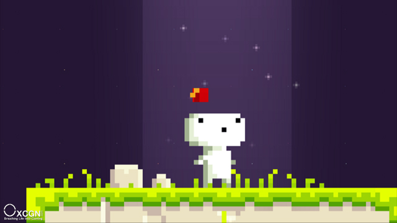 But for all its clever new ideas, Fez is in many ways a love letter to the early days of gaming.