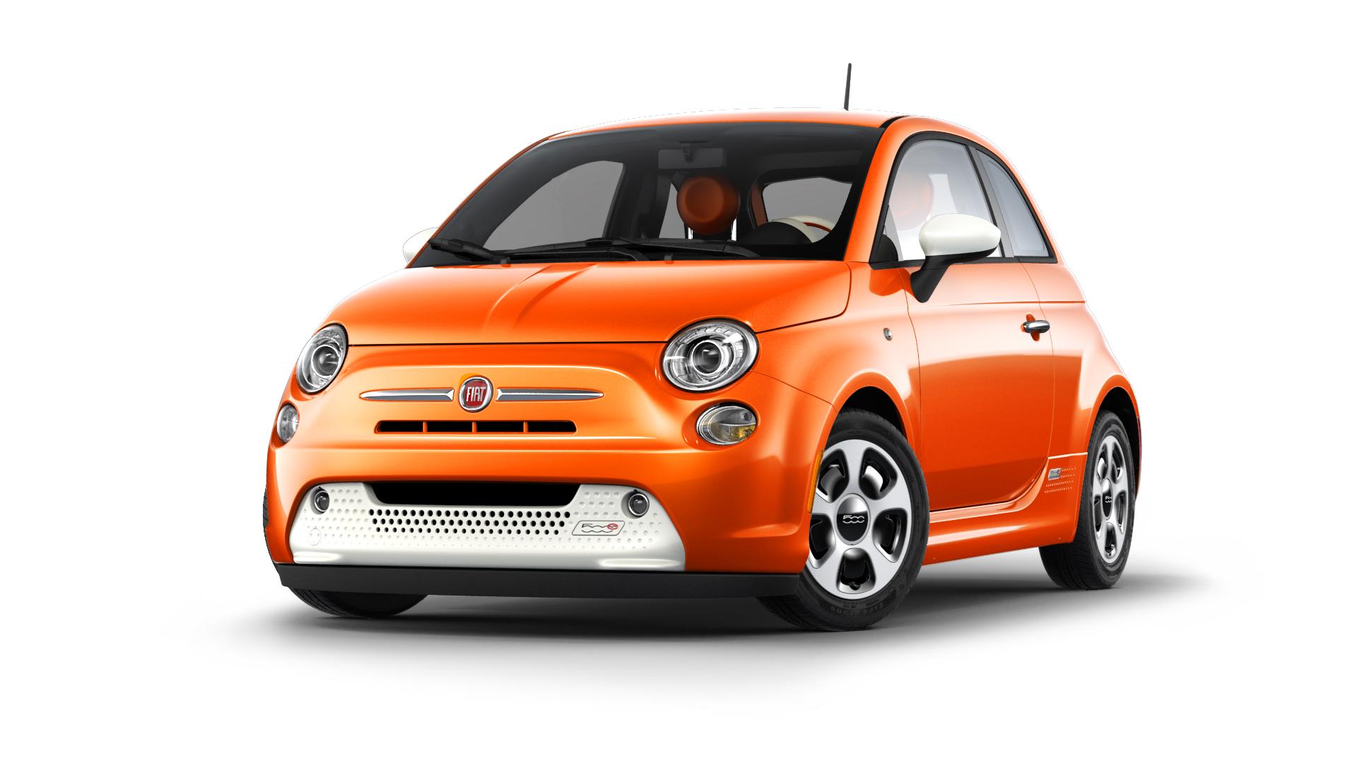 FIAT 500e #1 FIAT 500e #1