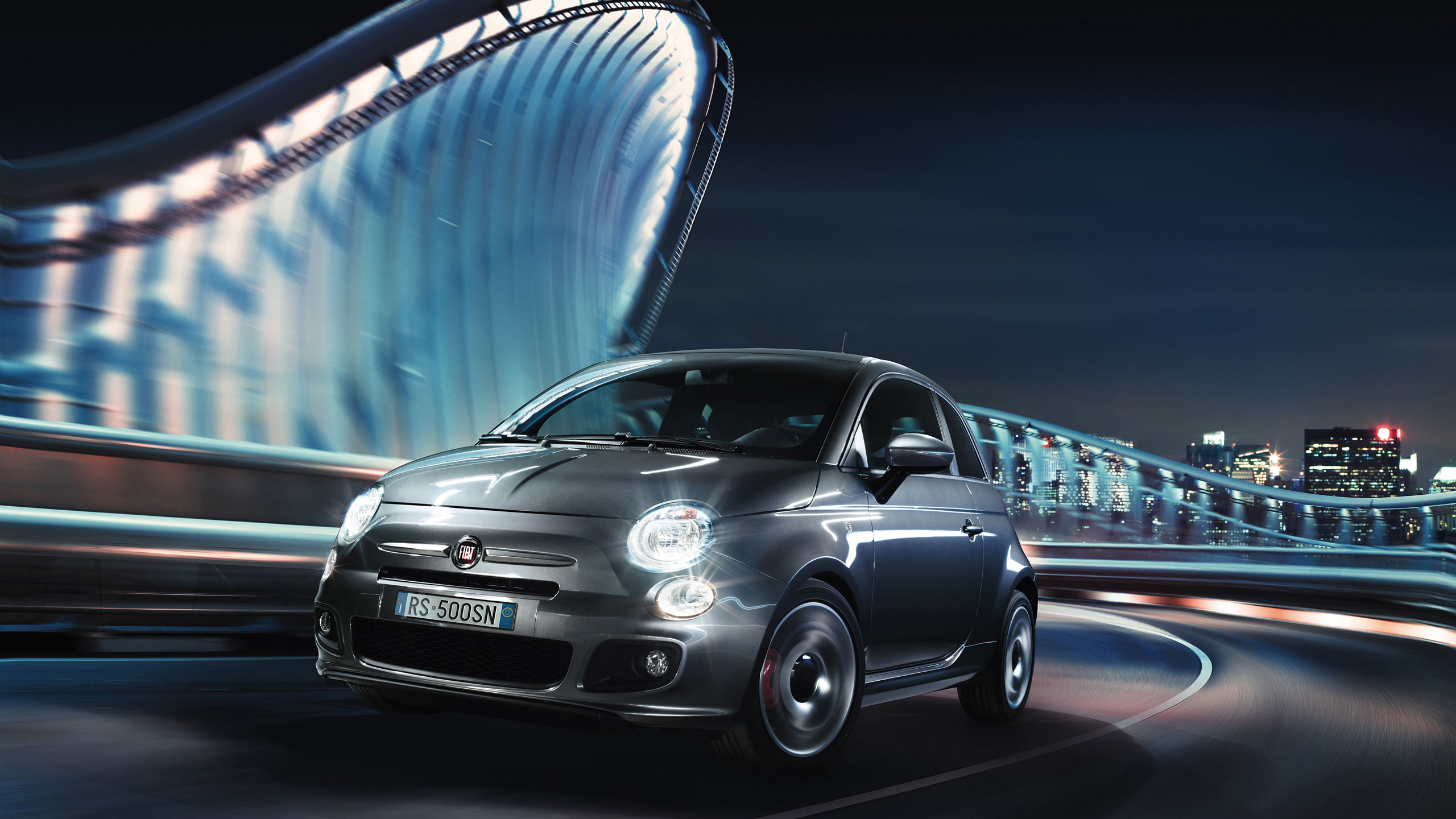 Cool Fiat Wallpaper