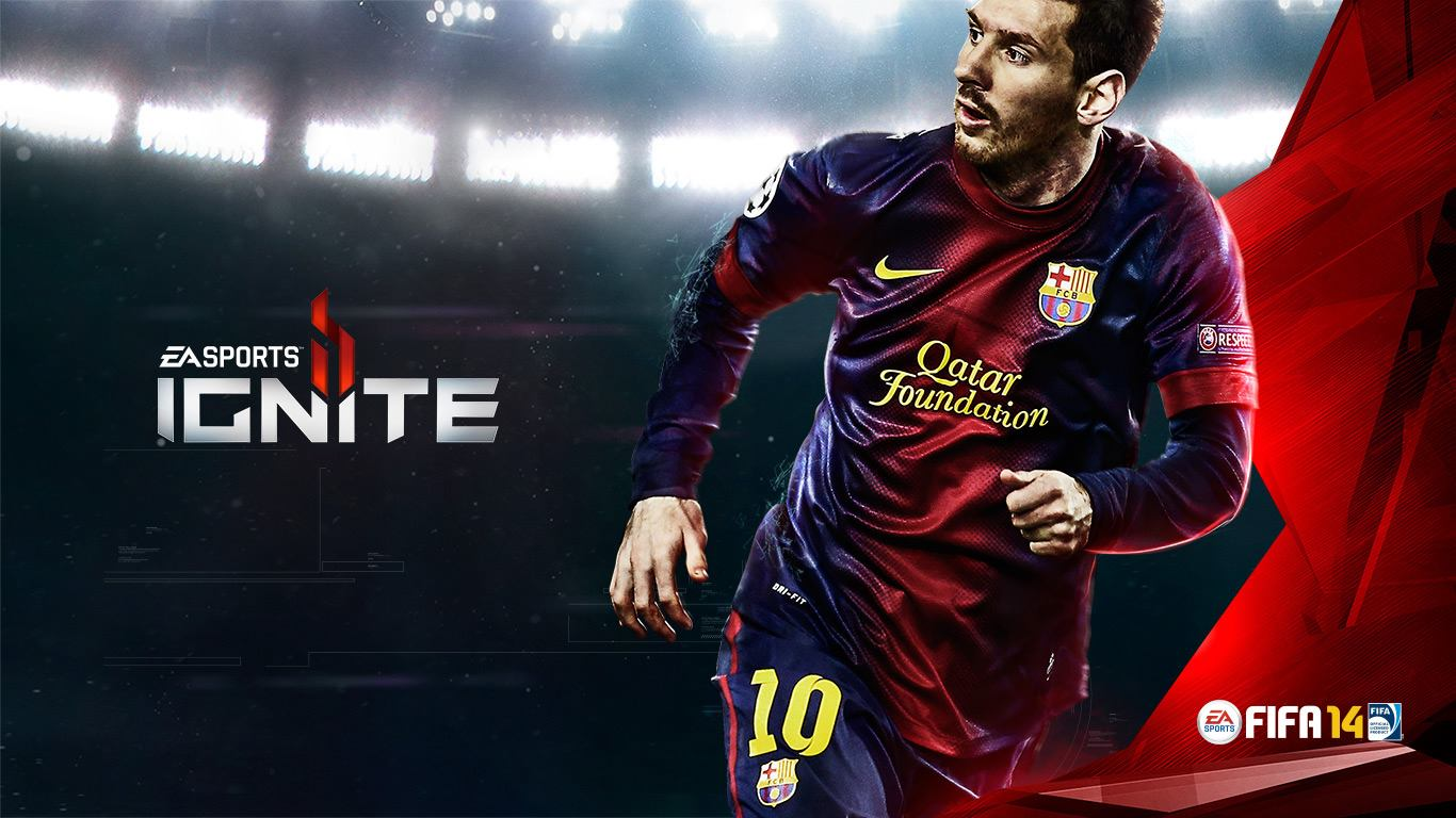 FIFA 14 Wallpaper