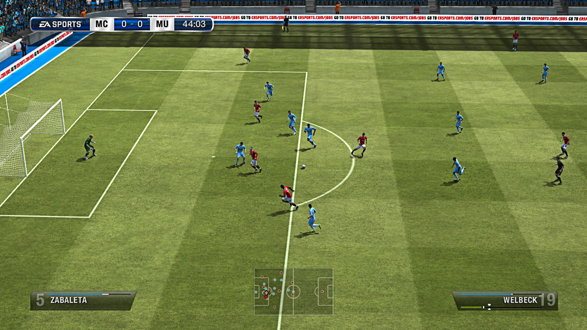 FIFA 13 Details Screenshot