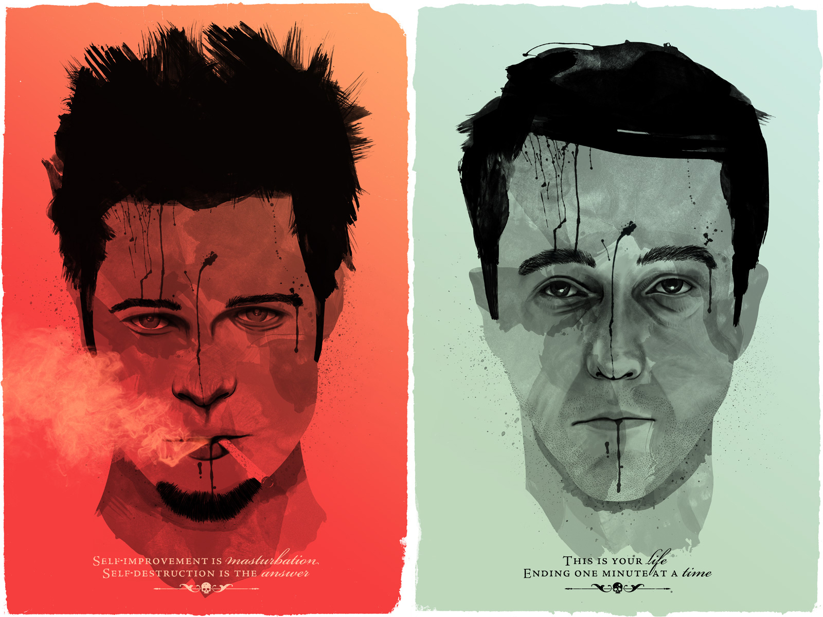 Fight Club Wallpaper 1600x1200 57010