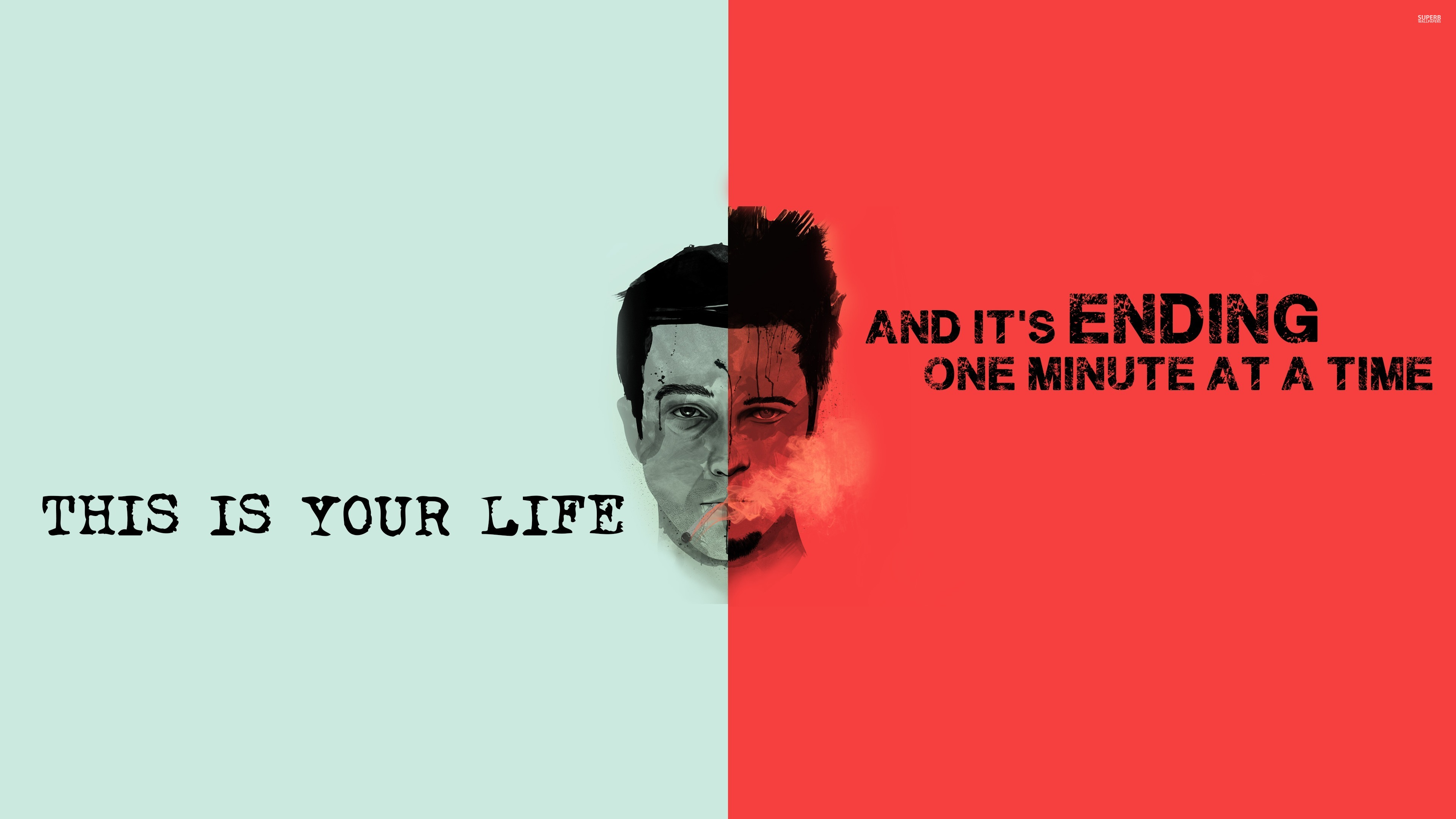 Fight Club wallpaper 3840x2160