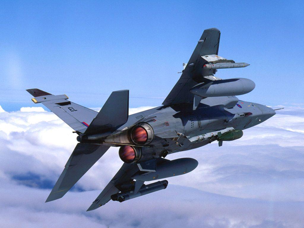 Fighter Jet 6834