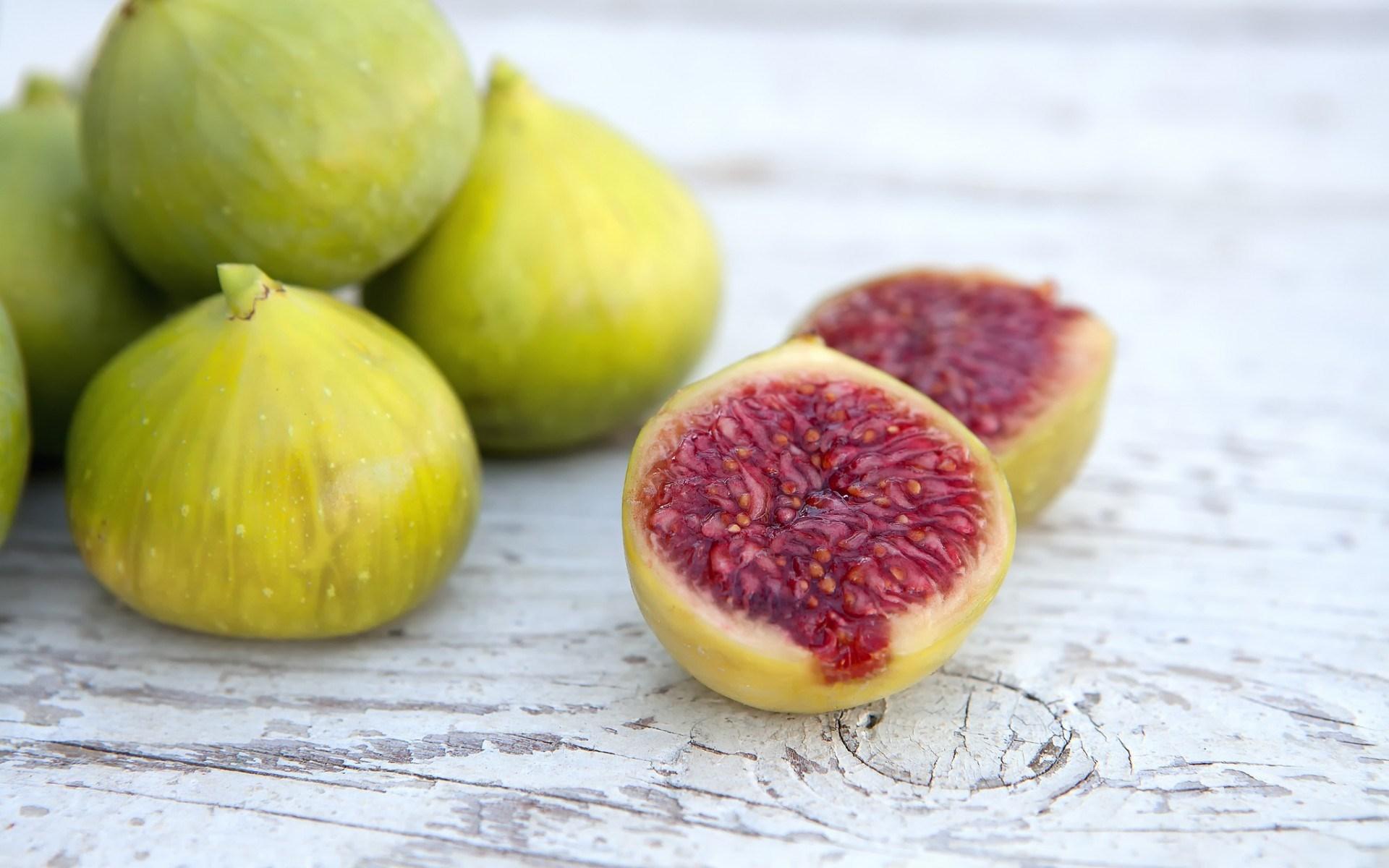 Figs Sweet Ripe Food