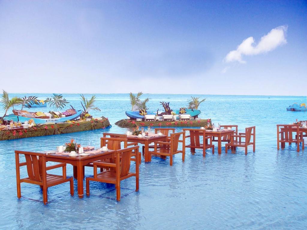 Pool Garden View Room Restaurant