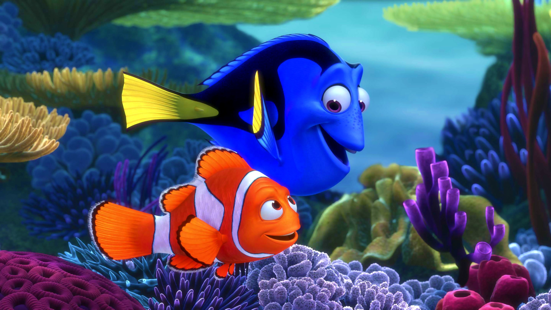 Finding Nemo: Secret Subliminal Messages Hidden in Disney Pixar Movies - M Magazine