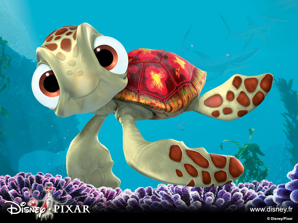 finding nemo wallpaper | 1024x768 | #54465