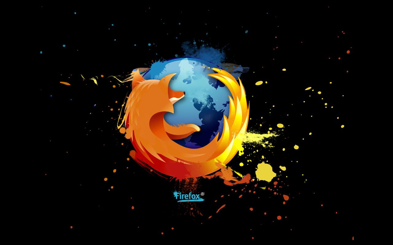 Mozilla Firefox Art