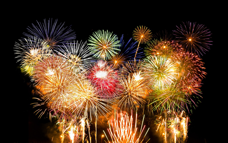 Fantastic Fireworks Wallpaper 47153