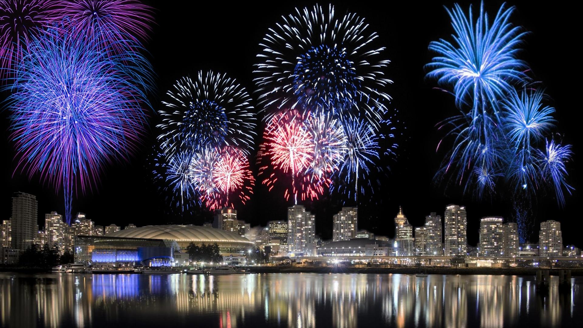 ... Fireworks Wallpaper · Fireworks Wallpaper