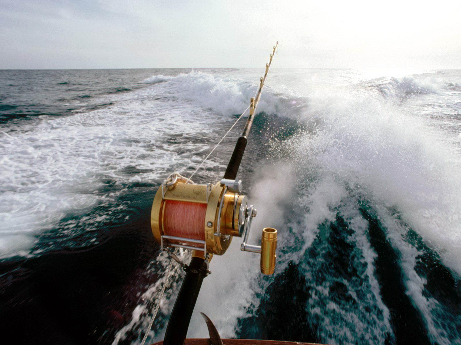 Sport fishing boat free wallpaper in free desktop backgrounds category: Ship-boat-pictures.