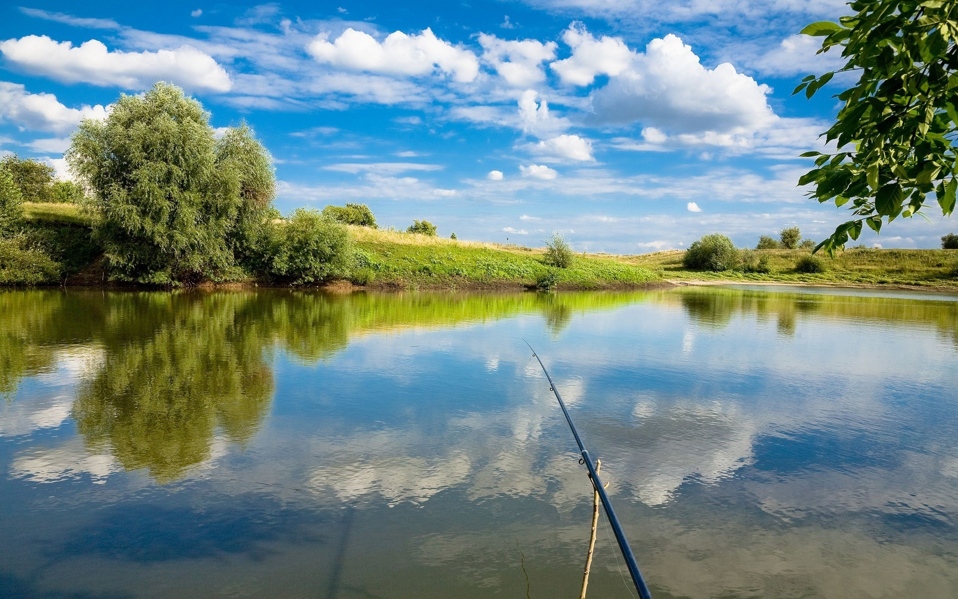 Fishing Wallpaper 1920x1200 73297