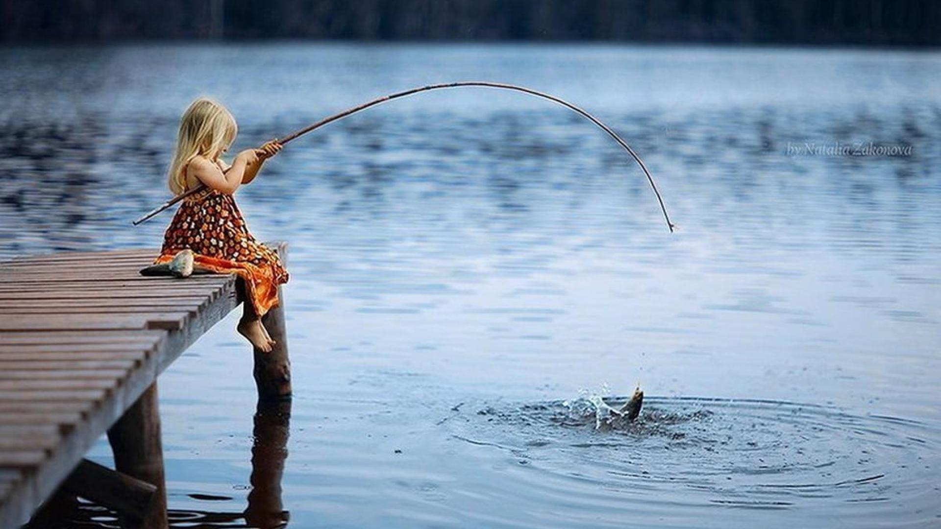 Fishing Wallpaper