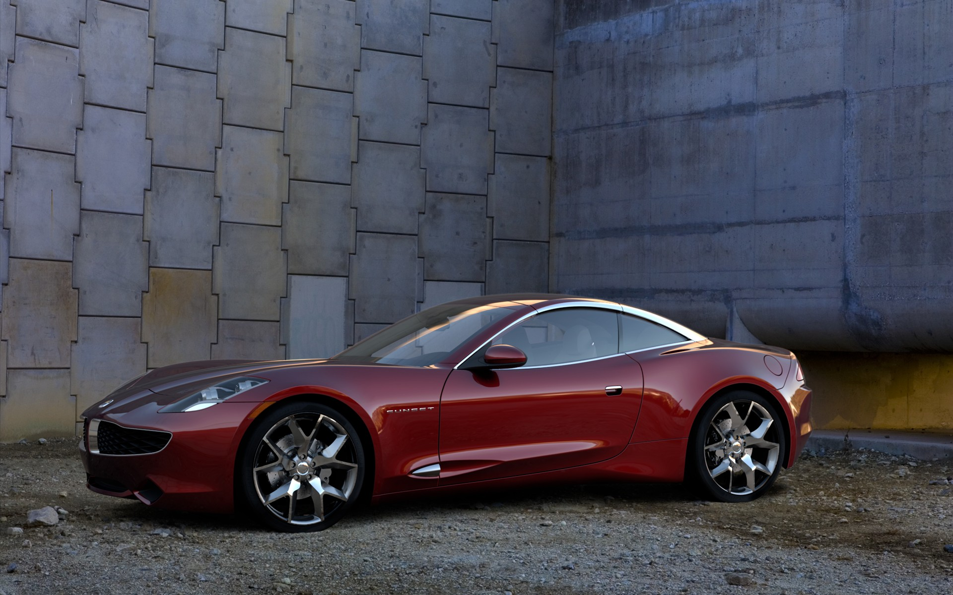 Fisker Karma Powered By Quantum Technologies (Again) →