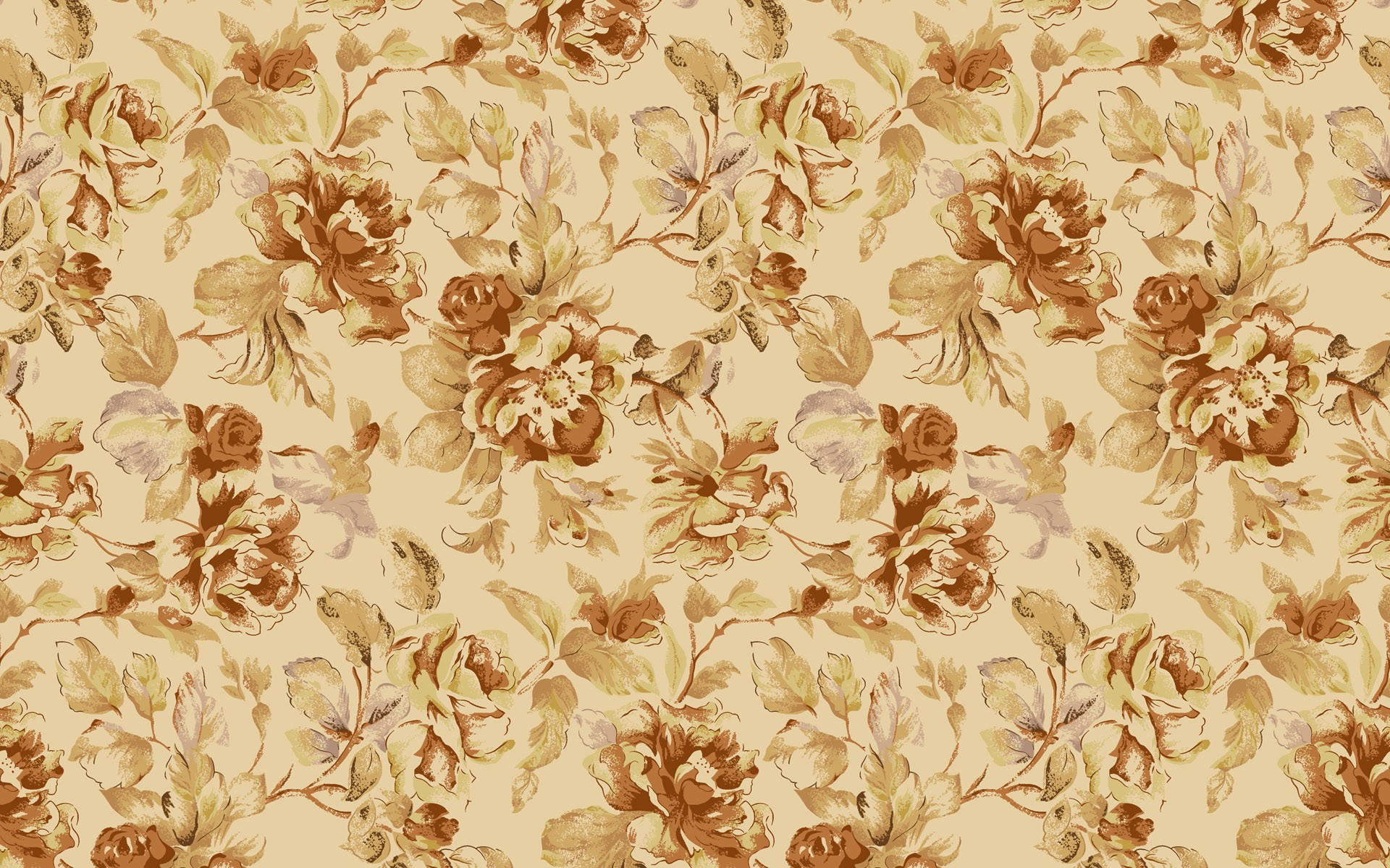 Floral Pattern Wallpaper 1920x1200 51579