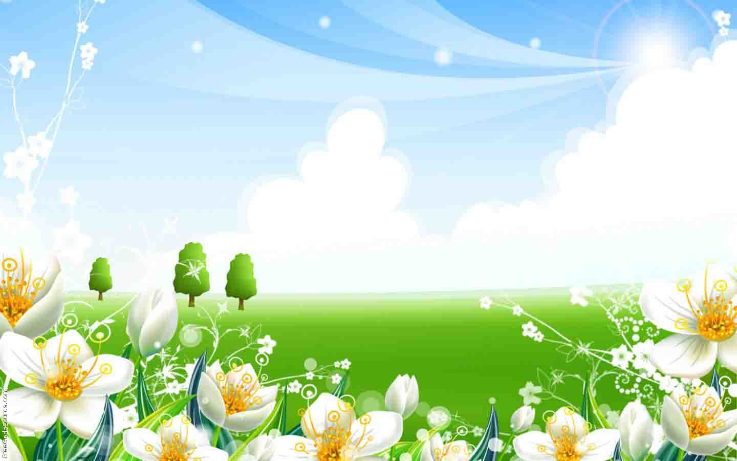 flower backgrounds 1 Cool Backgrounds