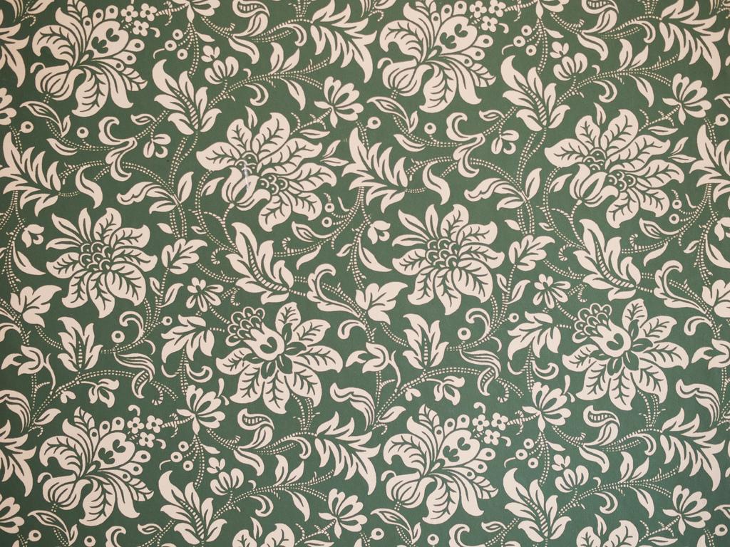 Flowery Wallpaper