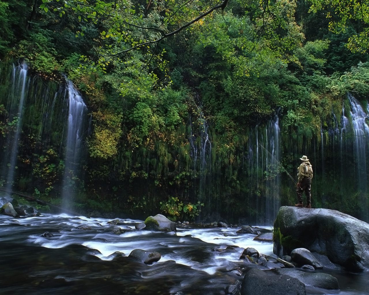 fly fishing awesome wide wallpaper of high resolution