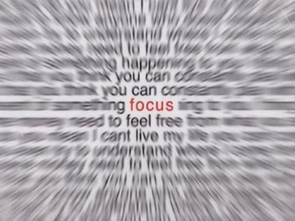 Focus Wallpapers