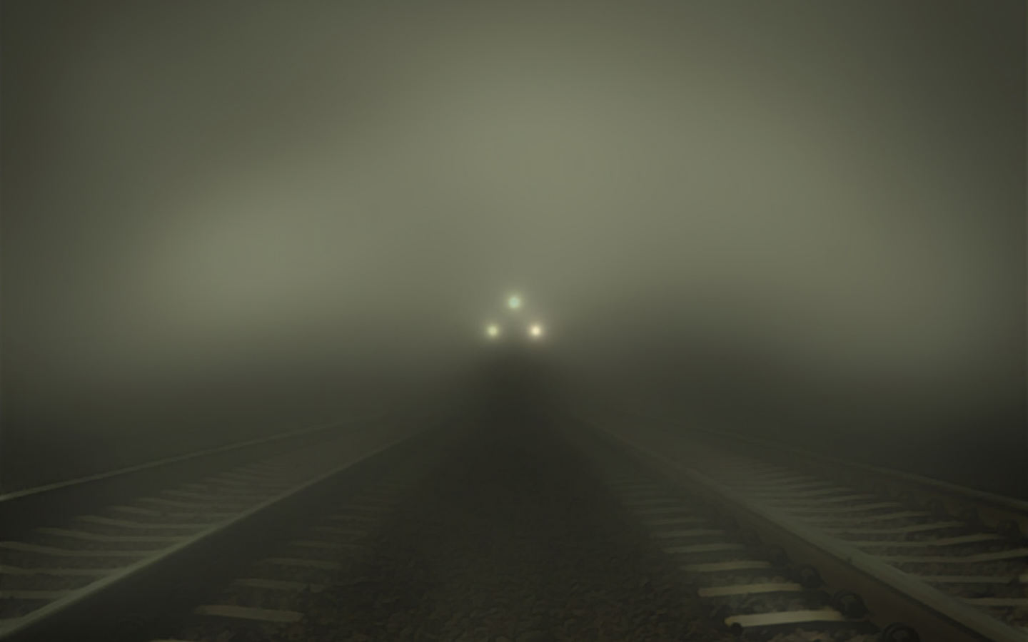 Fog Wallpaper HD