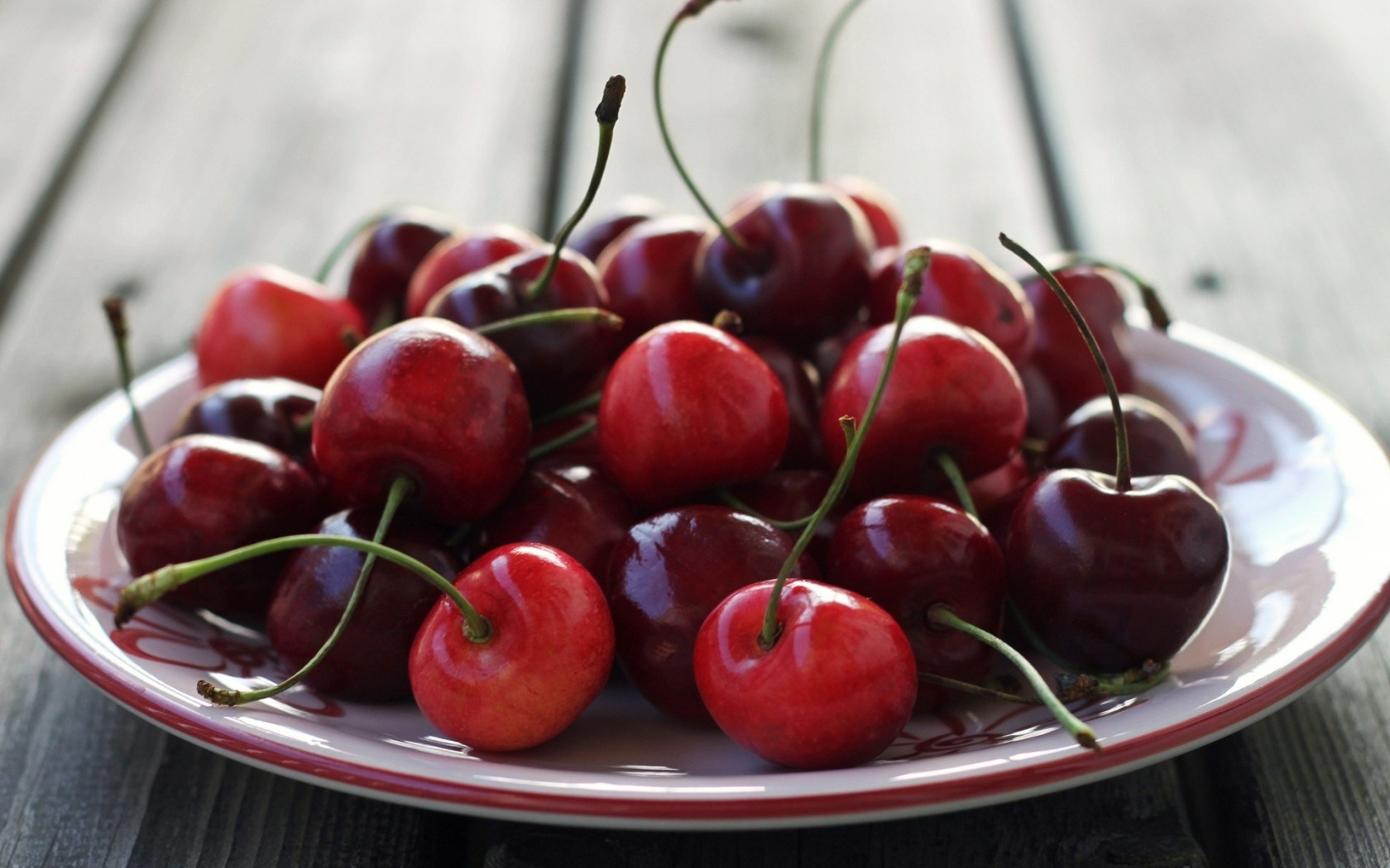 Food Cherry Cup