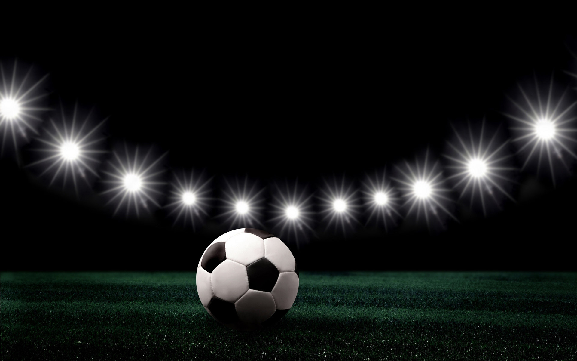 HD Soccer Football Background