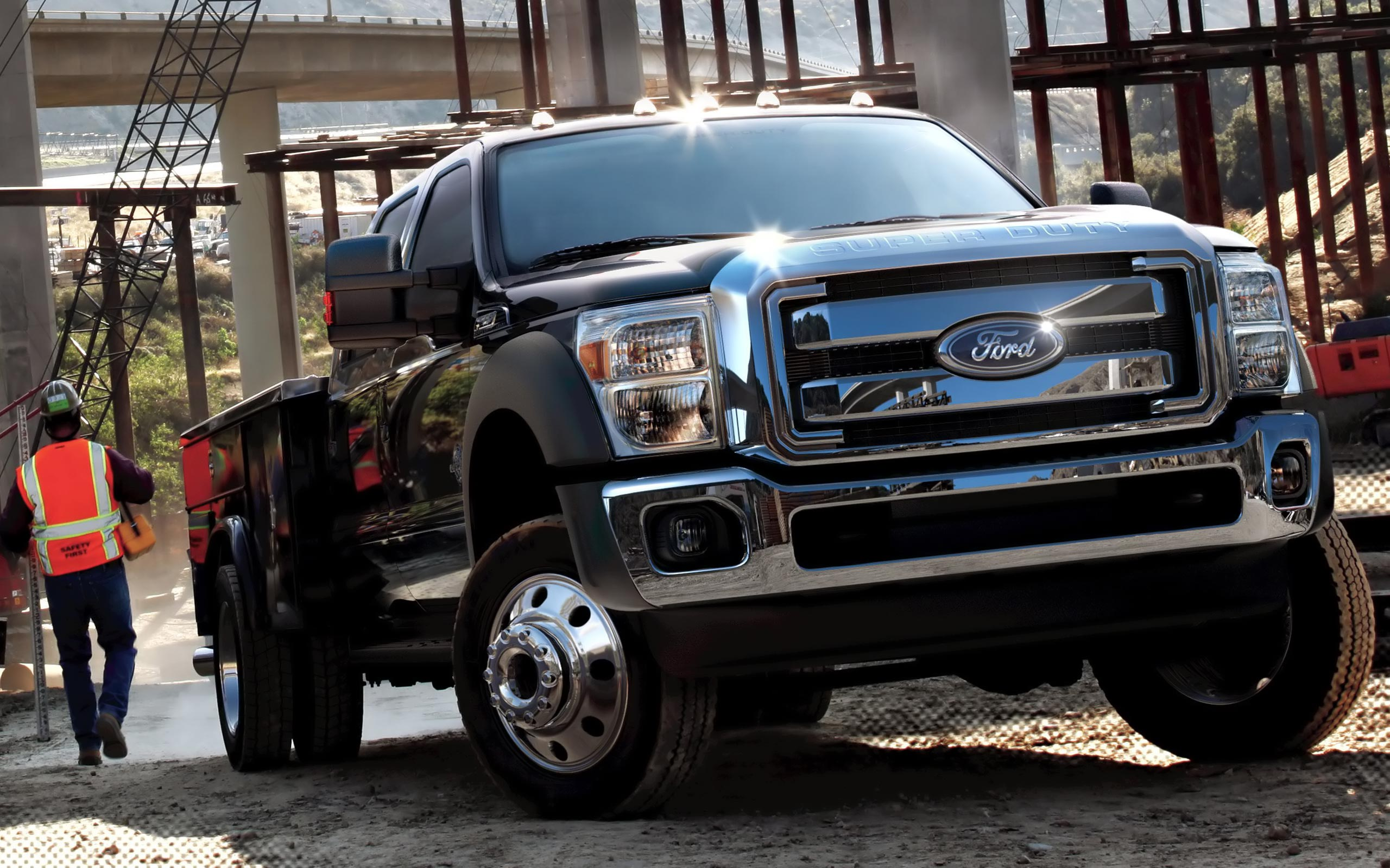 Ford F-350; Ford F-550