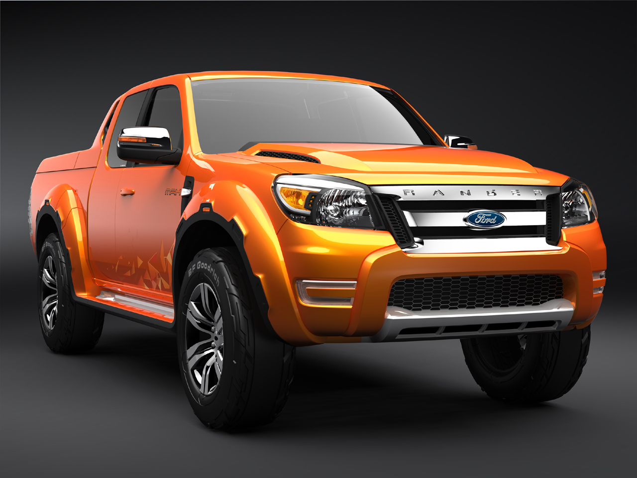Ford Ranger Images: