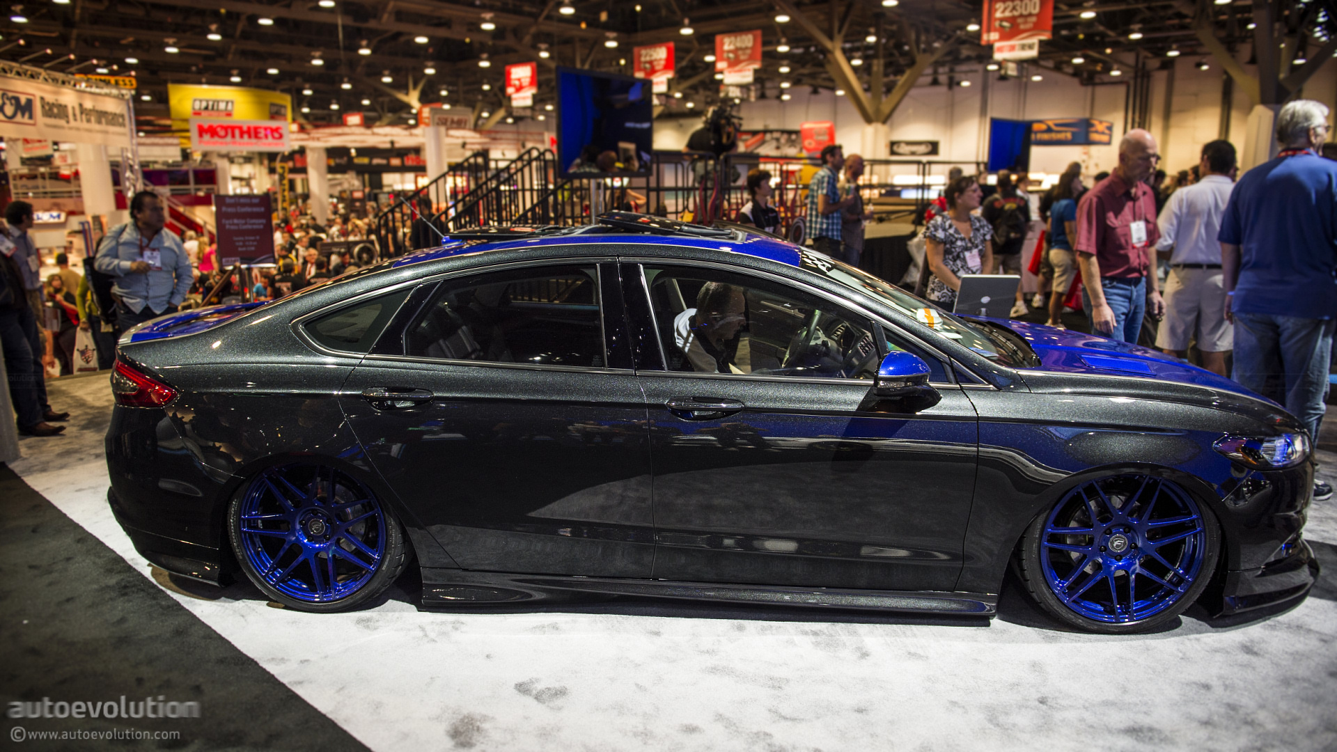 2013 Ford Fusion by MRT Performance - photo gallery