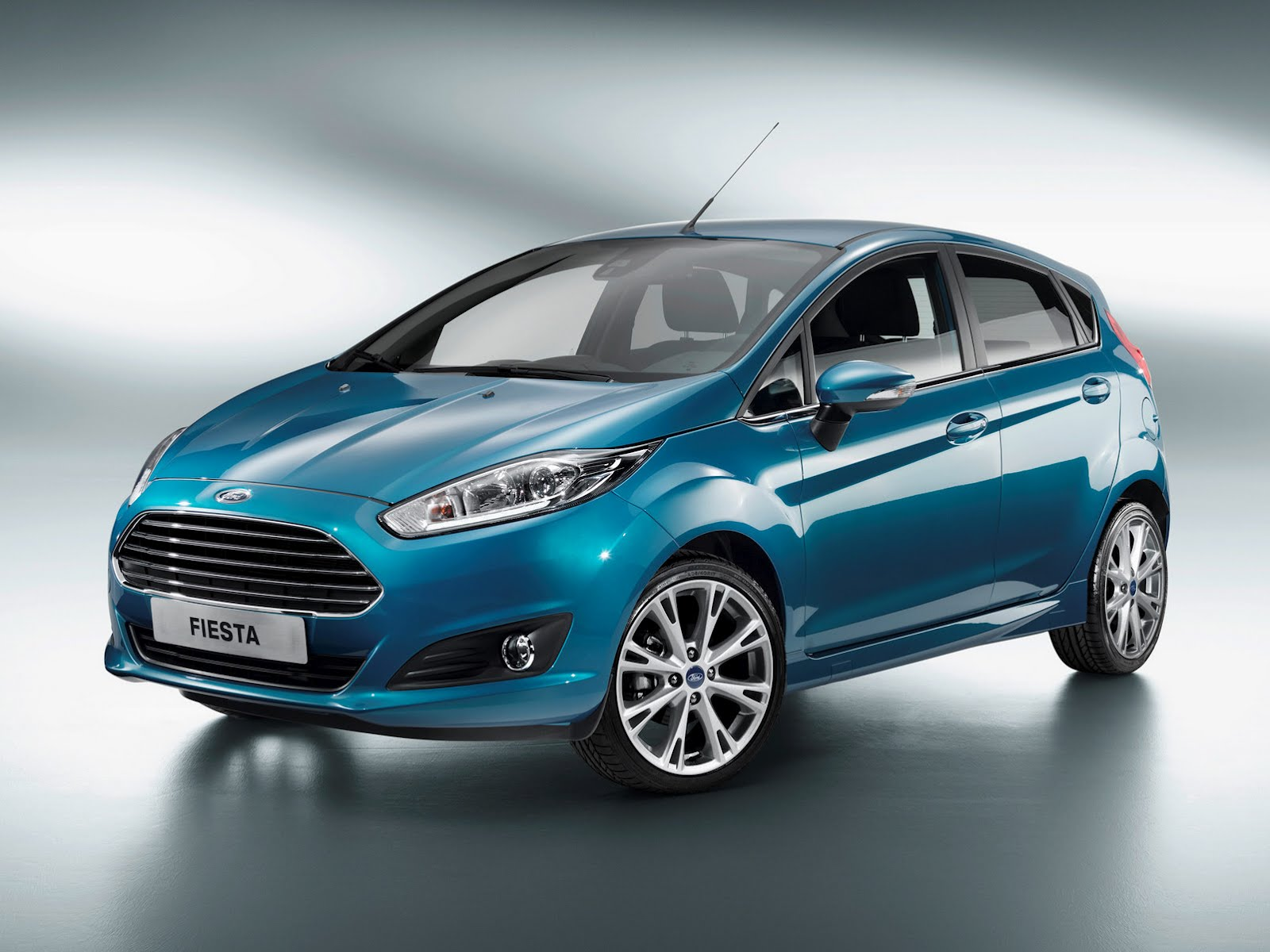 2014 Ford Fiesta Facelift to Get 1.0-liter EcoBoost Turbo in US - Photo Gallery - photo gallery